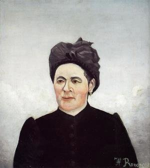 Portrait of a Woman II