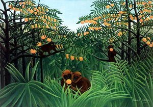 Henri Julien Rousseau - The Tropics
