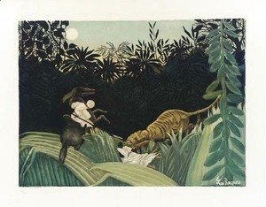 Chasse au Tigre (Ginestet and Pouillon 641)