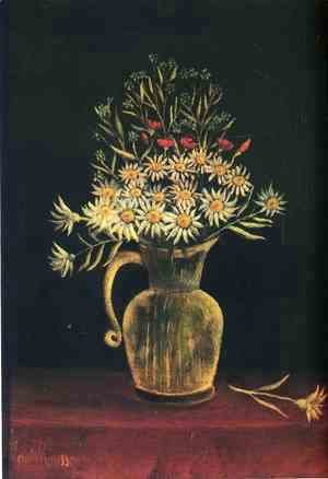 Henri Julien Rousseau - Unknown 9