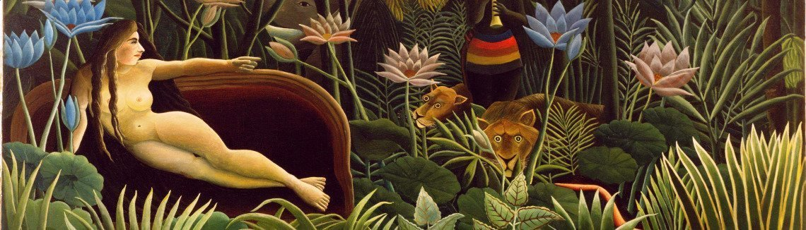 Henri Julien Rousseau - The Dream